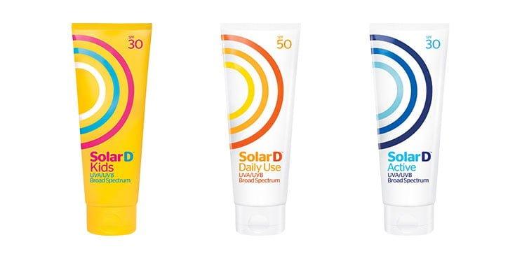 Solar D Sun Cream