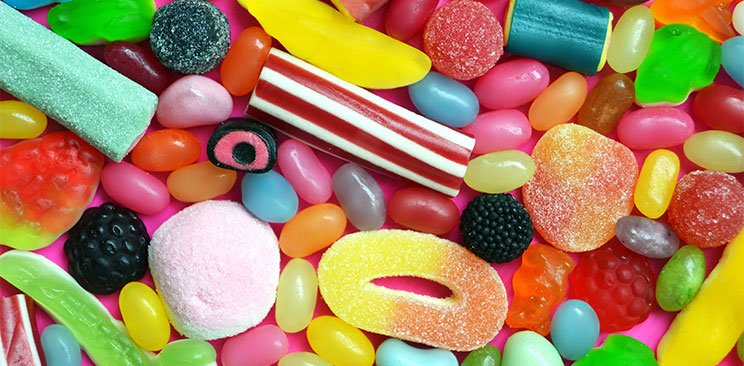 Confectionery.