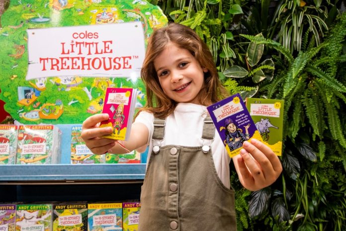 Coles' new collectibles will inspire little readers