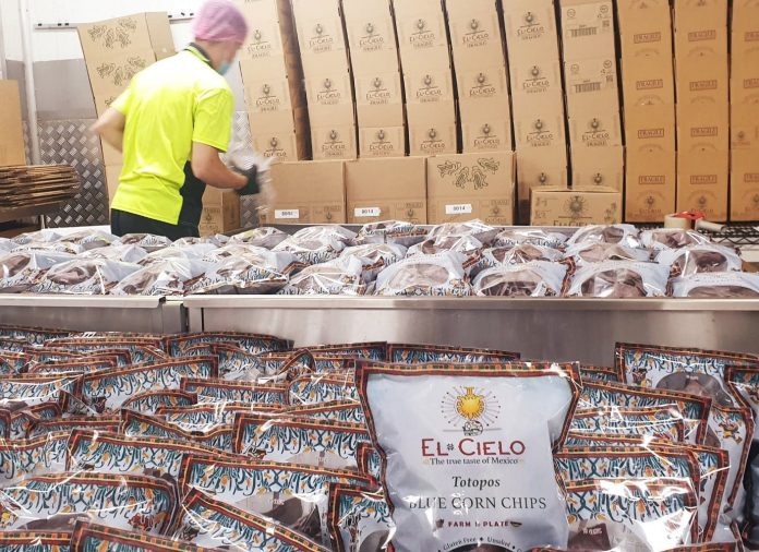 Local Mexican food producer launches online wholesale store