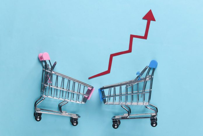 Retail sales rise in June, road to recovery remains fraught with hazards