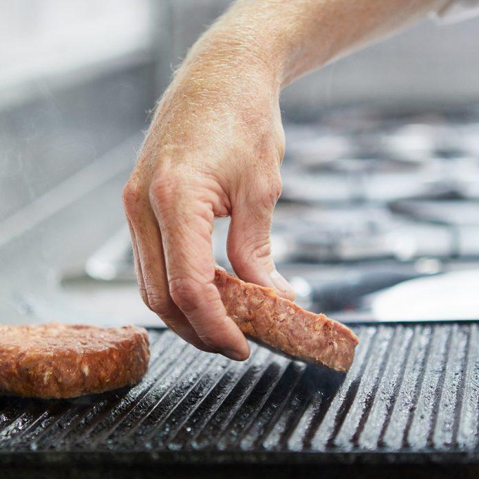 Beak & Johnston Beefy Brisket Burger
