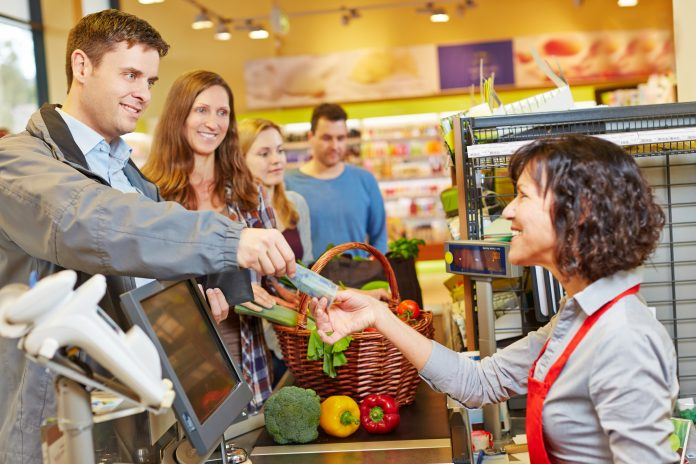 Customer service - Research shows that 63% of shoppers would leave a store, and find a product elsewhere, or never shop at the store again