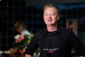 Chef and restaurateur Luke Mangan.