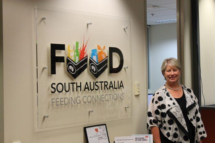 Food South Australia CEO Catherine Sayer.