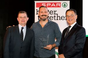 Direct Supplier of the Year – Fruitlink, Dominic Miano.