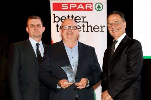 Grocery Supplier of the Year – Kraft Heinz, Collin Shaw.