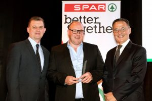 Perishable Supplier of the Year – Primo, Chris Campbell.