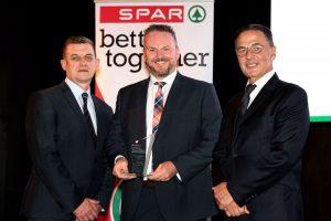 SPAR Brand Supplier of the Year – Tibaldi, Scott White.
