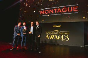 Produce Supplier of the Year 2020: Montague Fresh (Grant Ramage, Mark Bailey, Scott Montague, Scott Marshall).