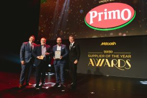 Perishable Supplier of the Year 2020 - Under $50m: Primo Foods(Grant Ramage, Jamie Eastley, Danny Mousley, Scott Marshall).