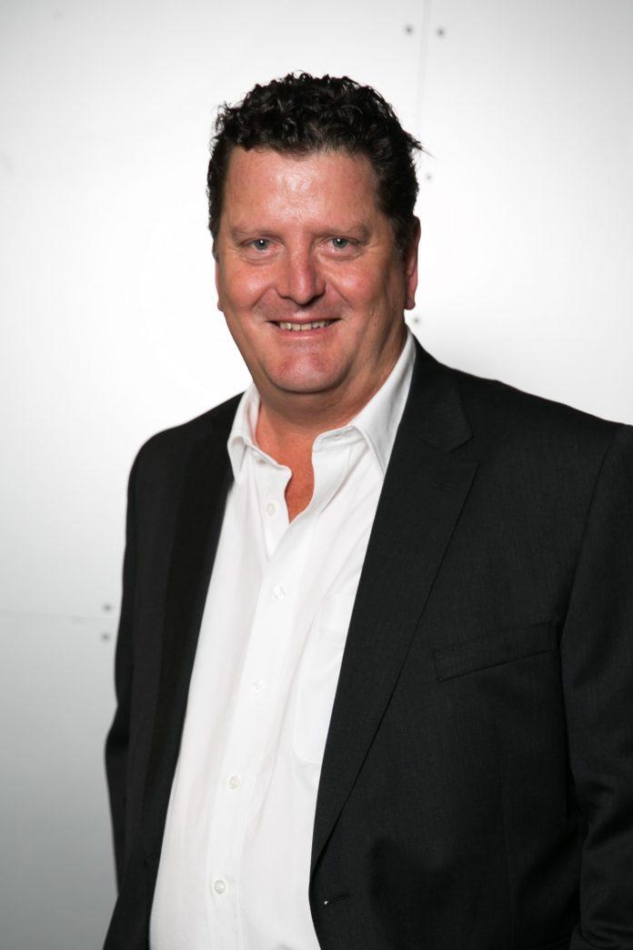 HMPS CEO Mark Emmett.