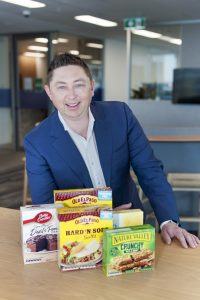 General Mills Australia and New Zealand Managing Director Matthew Salter.