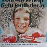 1962 Colgate ad.