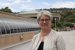 Catherine Sayer, CEO of Food South Australia.
