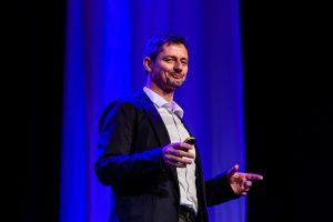 AgUnity founder and CEO David Davies.