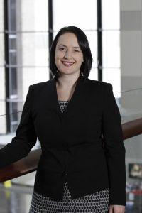 Woolworths Group's Annette Karantoni.
